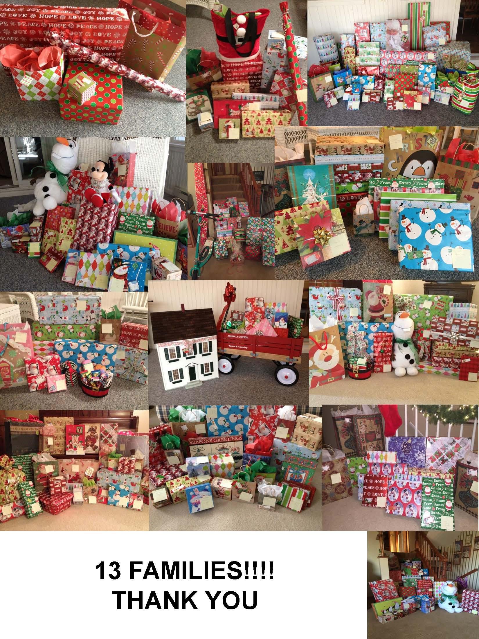b549fcc658e The Santa Hat Society- Thank you 2014